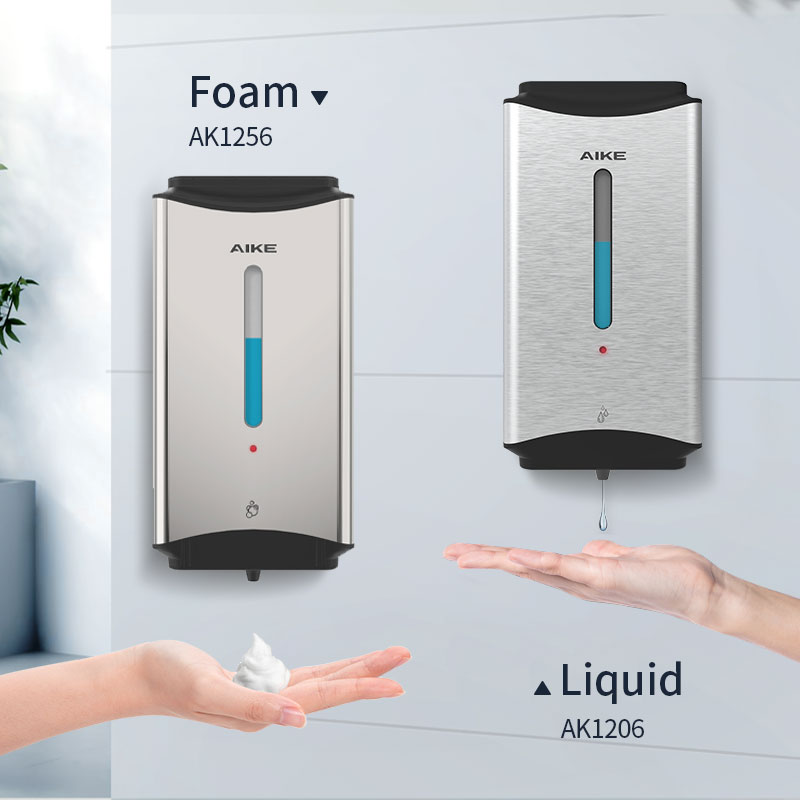 Automatic Foam Soap Dispenser AK1256